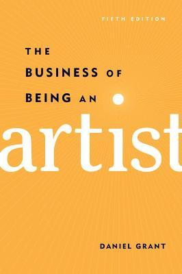 The Business of Being an Artist Cover Image