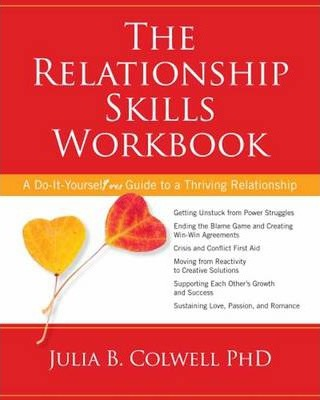 The Relationship Skills Workbook Cover Image