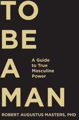 To be a Man Cover Image