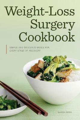 Weight Loss Surgery Cookbook Cover Image