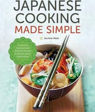 Japanese Cooking Made Simple Cover Image