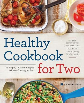 Healthy Cookbook for Two Cover Image