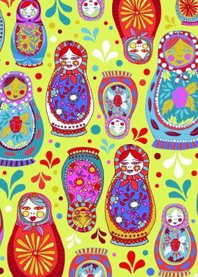 Matryoshka by Jessica Swift Greenbooklets - Triple Pack
