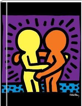 Keith Haring Greenjournal Cover Image