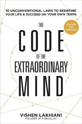 The Code of the Extraordinary Mind Cover Image