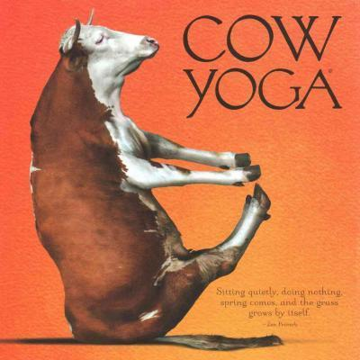 Cow Yoga – Willow Creek Press