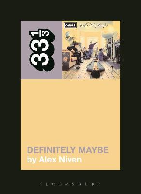 Oasis' Definitely Maybe Cover Image