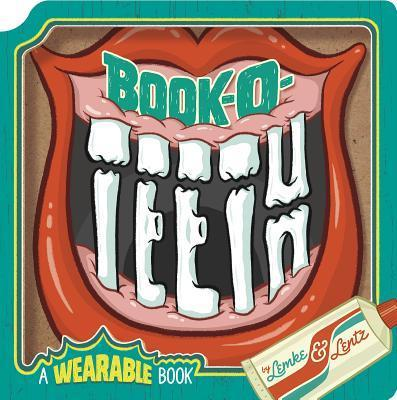 Book-O-Teeth: A Wearable Book Cover Image
