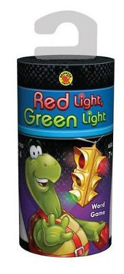 Red Light, Green Light Dice Game, Ages 7 - 10