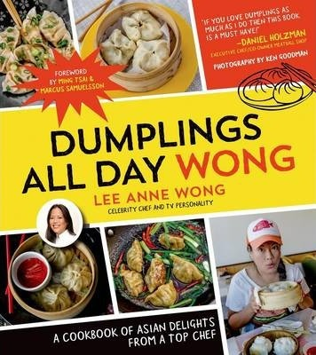 Dumplings All Day Wong Cover Image