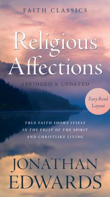 Religious Affections Cover Image