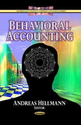 Behavioral Accounting : Andreas Hellmann : 9781626180390