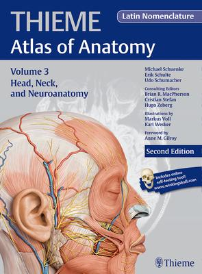 Neck and Internal Organs - Latin Nomencl. (THIEME (Thieme Atlas of Anatomy)