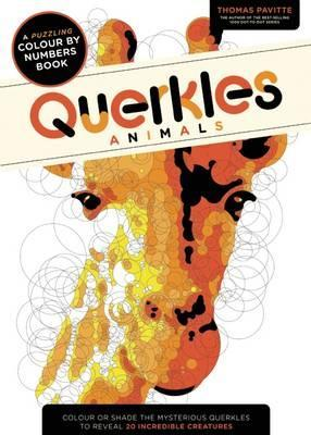 Querkles: A Puzzling Colour-By-Numbers Book: Amazon.co.uk: Pavitte ... | 400x286