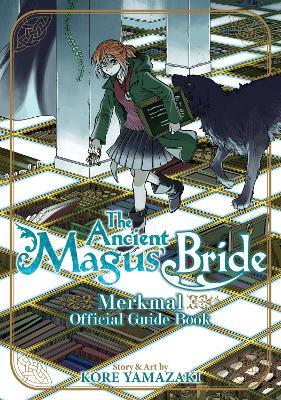 The Ancient Magus' Bride Official Guide Book Merkmal