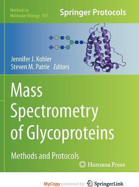 Mass Spectrometry of Glycoproteins