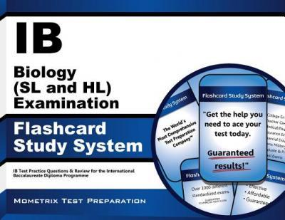 Ib Biology (SL and Hl) Examination Flashcard Study System