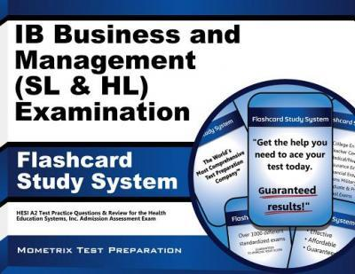 Ib Business and Management (SL and Hl) Examination Flashcard Study System