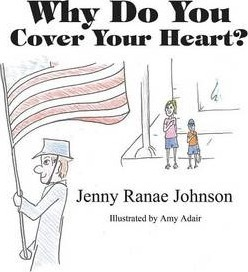 Why Do You Cover Your Heart?