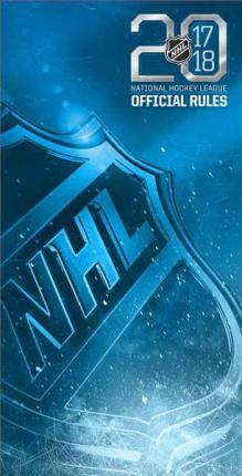 2017 2018 Official Rules Of The Nhl National Hockey League