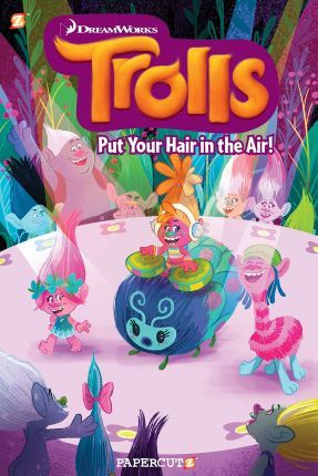 Trolls Graphic Novel Volume 2