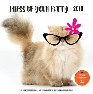 Dress Up Your Kitty 2018