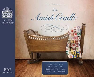 An Amish Cradle (Library Edition)