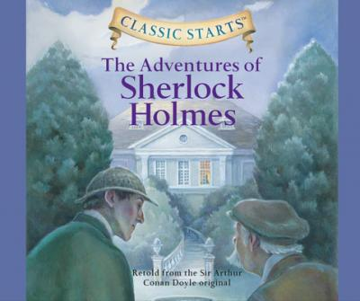 The Adventures of Sherlock Holmes (Library Edition)