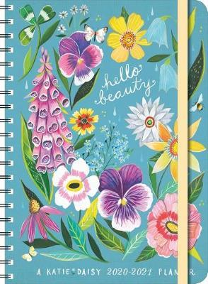 Katie Daisy 2020-2021 Weekly Planner