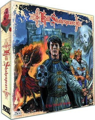 Kill Shakespeare the Board Game
