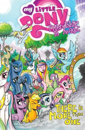 My Little Pony Friendship Is Magic Volume 5