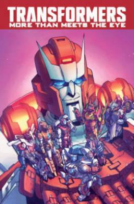 Transformers More Than Meets The Eye Volume 8