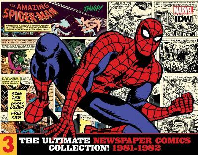 The Amazing Spider-Man The Ultimate Newspaper Comics Collection Volume 3 (1981- 1982) Cover Image