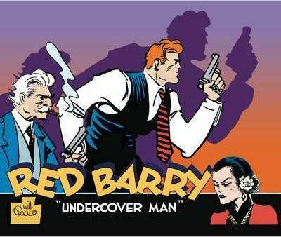 Red Barry Undercover Man Volume 1 1934-1935