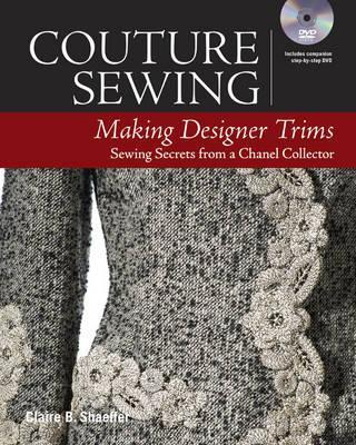 Couture Sewing Cover Image