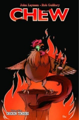Chew Volume 9: Chicken Tenders Cover Image
