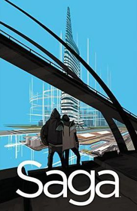 Saga Volume 6 Cover Image