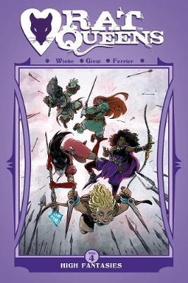 Rat Queens Volume 4