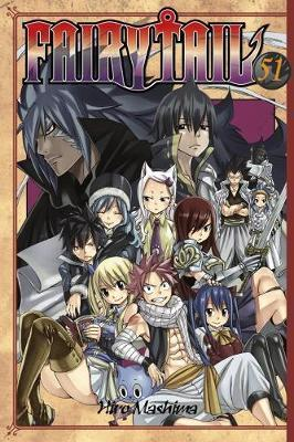 Fairy Tail 51 Cover Image