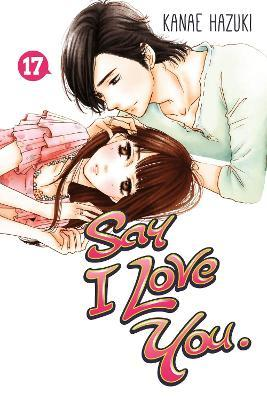 Say I Love You. 17 Cover Image