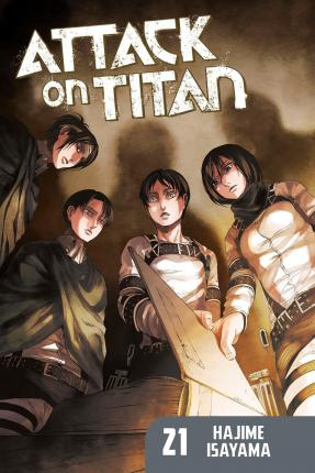 Attack on Titan 21: 21