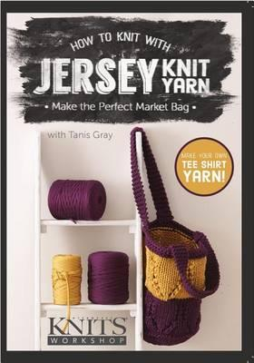 How to Knit with Jersey Knit Yarn