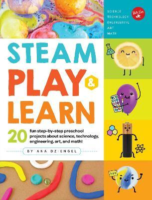 STEAM Play & Learn Cover Image