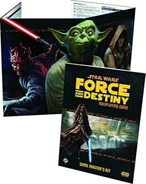 Star Wars: Force and Destiny RPG Game Master's Kit