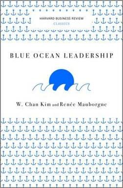 Blue Ocean Leadership (Harvard Business Review Classics)