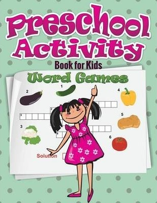 Preschool Activity Book for Kids (Word Games)