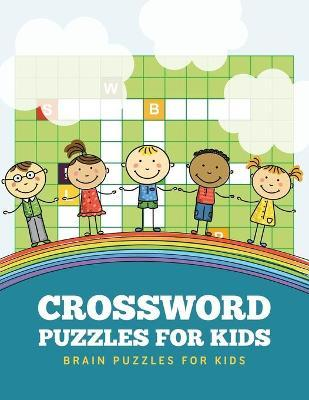 Crossword Puzzles for Kids : Dorothy Coad : 9781634283274
