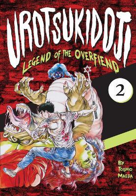 Legend Of The Overfiend 2