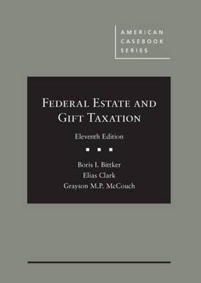 Federal Estate and Gift Taxation