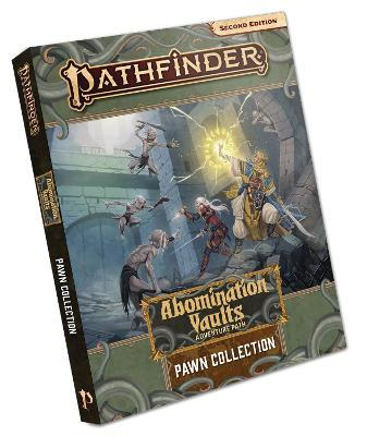 Pathfinder Abomination Vaults Pawn Collection (P2)